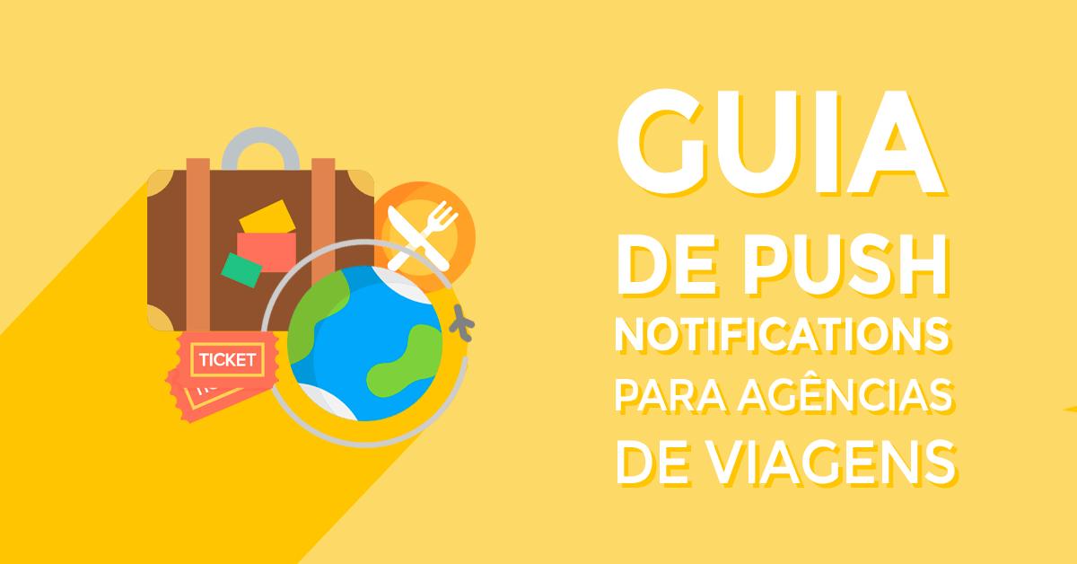 Push Notifications para Agências de viagem