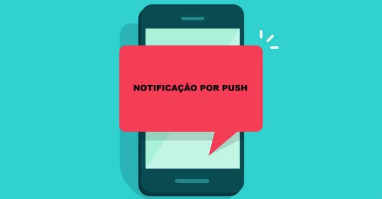 notificação por push