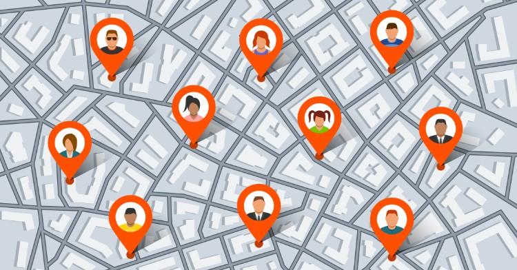 Geolocalização Marketing